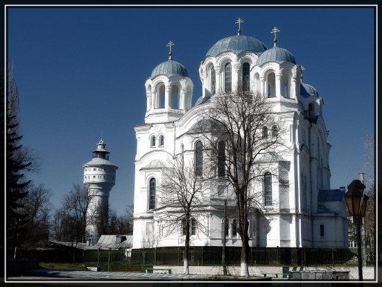 г. Глухов. Анастасьевская церковь.