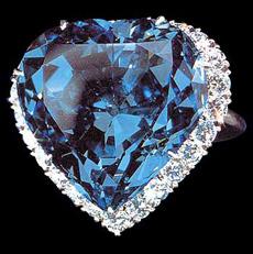"""Второй в мире синий бриллиант """"Терещенко"""" теперь носит имя нового владельца """"Муавад"""""""
